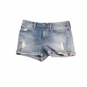 Women's Gap 1969 Slim Cutoff Shorts
